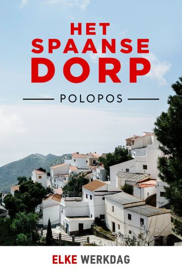Het Spaanse Dorp: Polopos